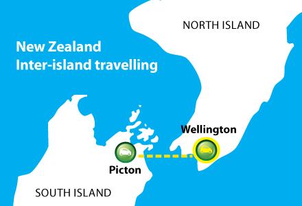 Inter-Island ferry travel